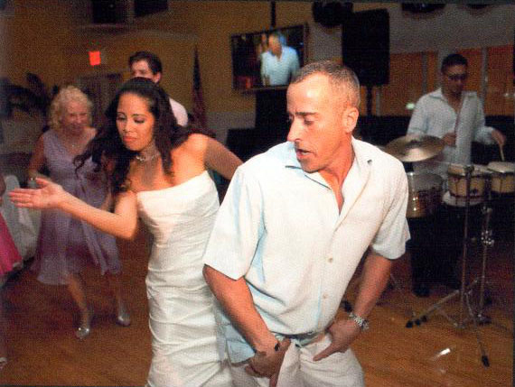 BrideandGroom-at-Wedding