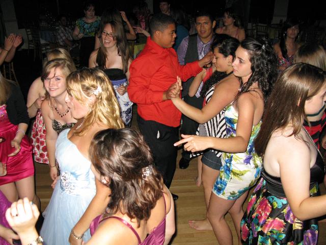 Teens-Dancing
