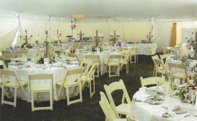 Tented-Banquet